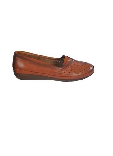 Ayakmod 103 Taba Kadın Günlük Ayakkabı Taba